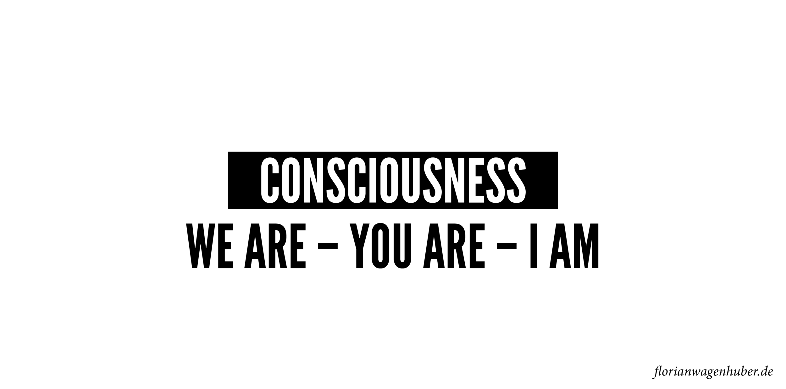 Consciousness-we-are-you-are-i-am