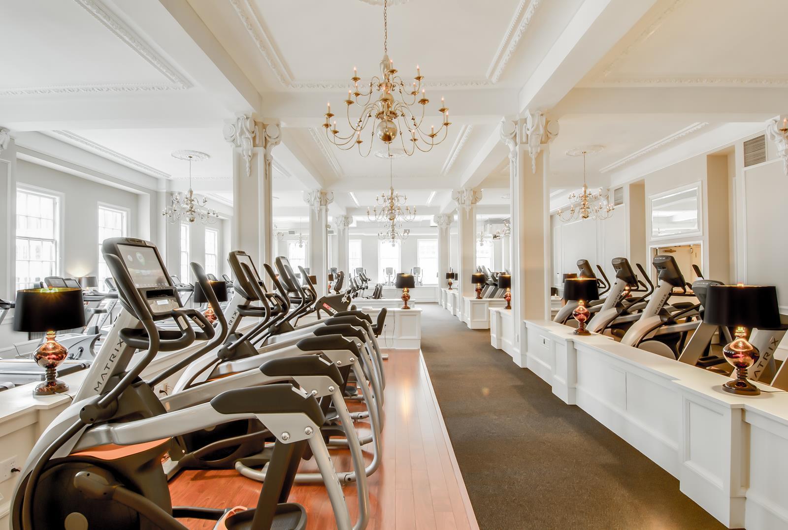 cardio run fitness club workout treadmill elliptical Saint Paul Minnesota