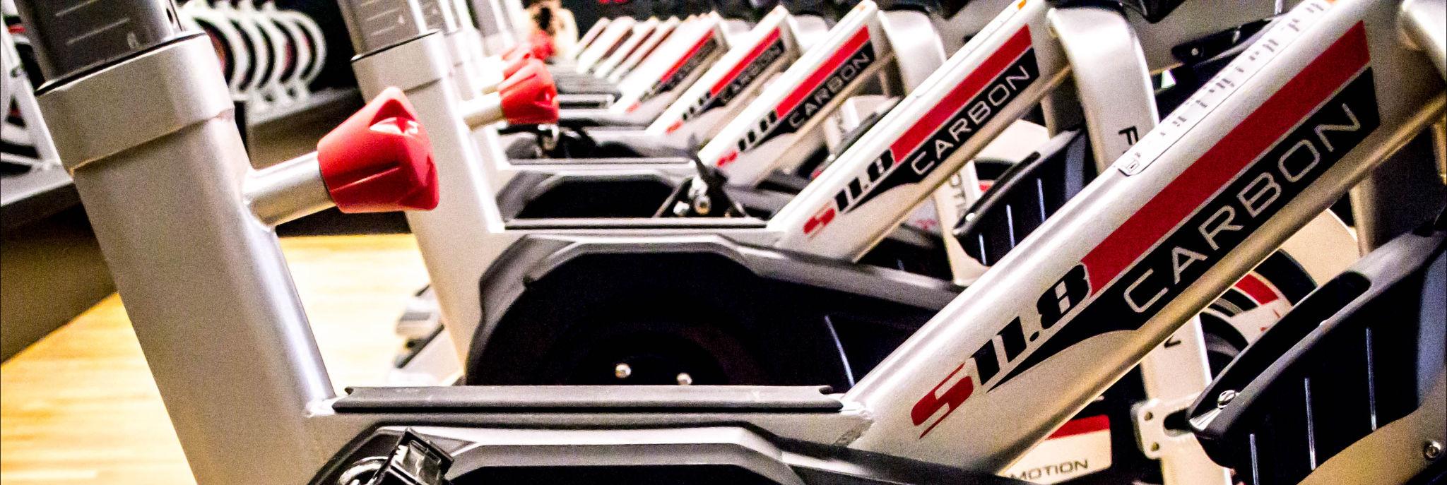 Spin Studio Saint Paul Athletic Club Fitness Workout Bike Biking Minnesota