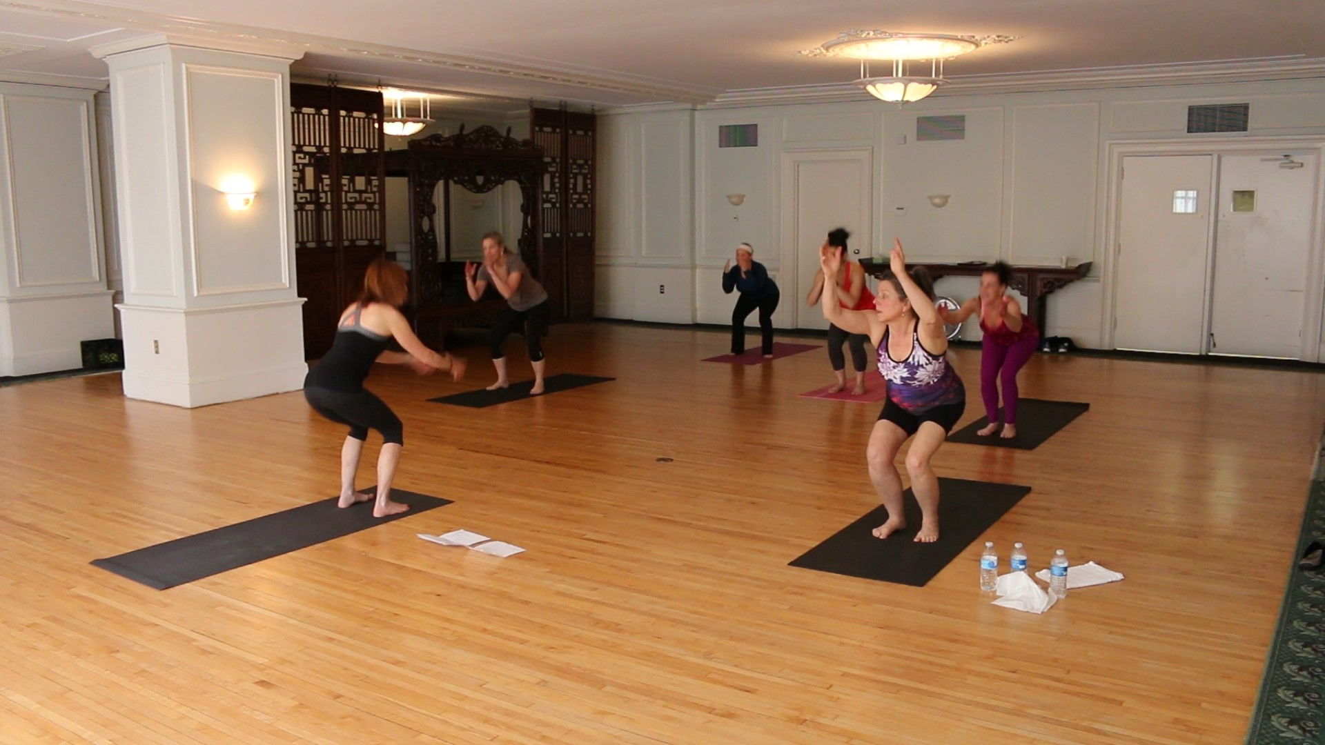 PiYo Pilates Yoga Group Fitness Classes Saint Paul Athletic Club Fitness Workout Minnesota Downtown