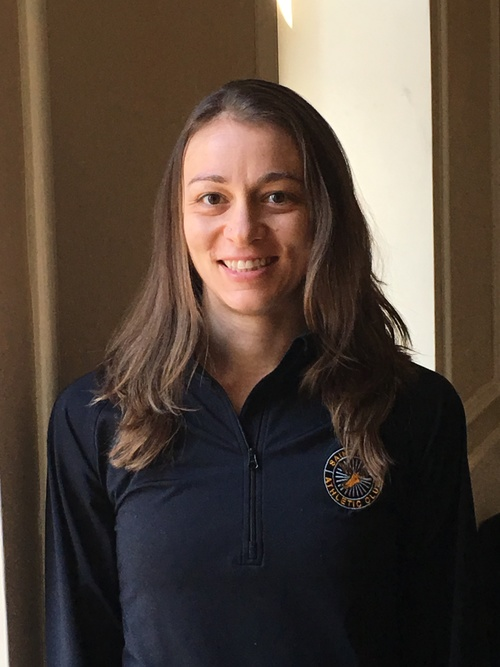 Sandra Anderson - Personal Yoga Trainer