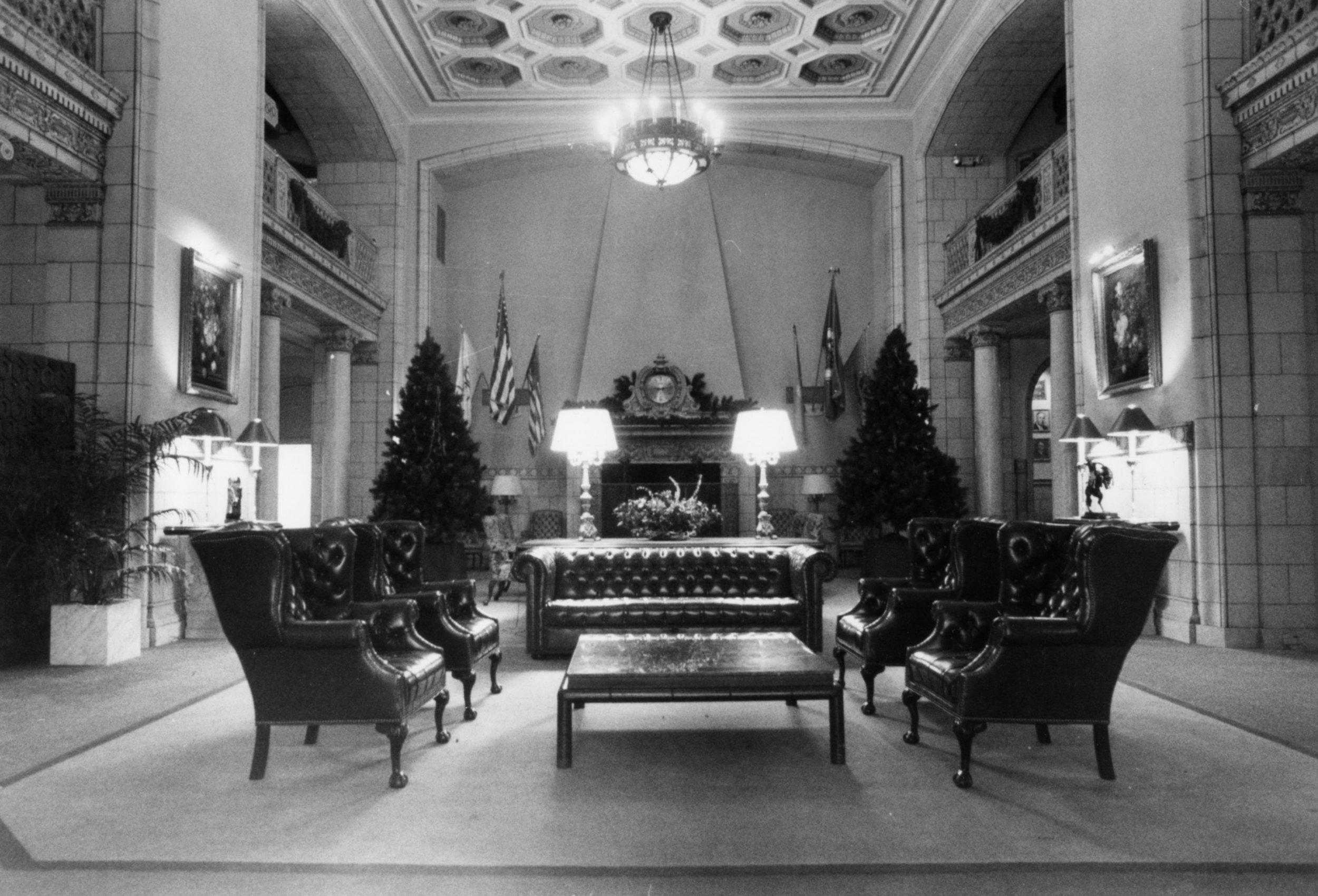 Historic History Saint Paul Athletic Club Minnesota Downtown