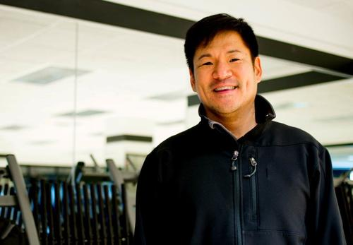 Jason rebeck Instructor Saint Paul Athletic Club Workout Fitness Downtown Minnesota
