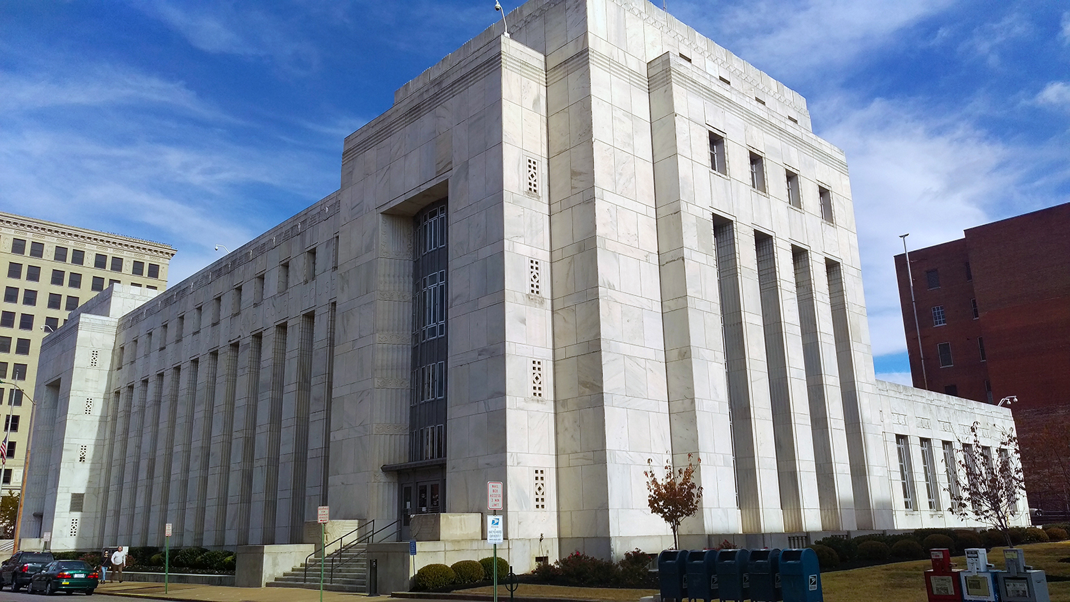 Chattanooga Post Office and Courthouse