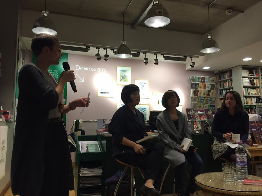 Getting things started at the LRB