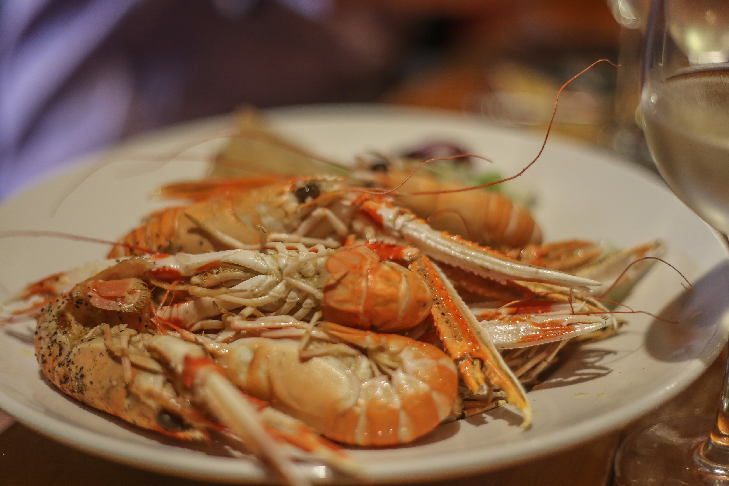 Fresh Applecross Bay Langoustines
