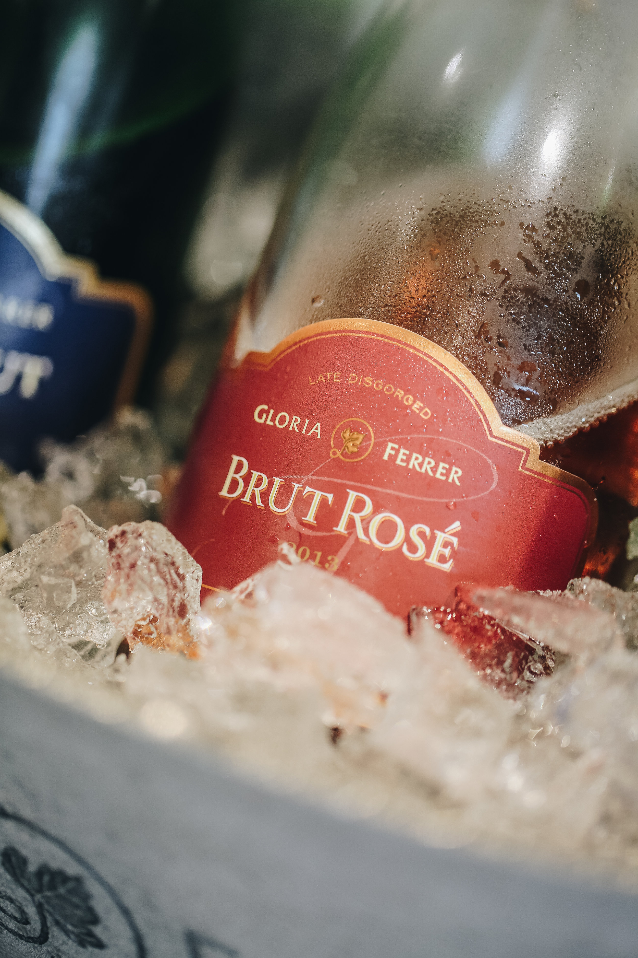 """2013 Brut Rosé - This is the definition of the term """"Rosé All Day"""". A Gloria Ferrer Winery exclusive, this is the ideal sparkling wine for spring or summer. *Krista's top choice*"""