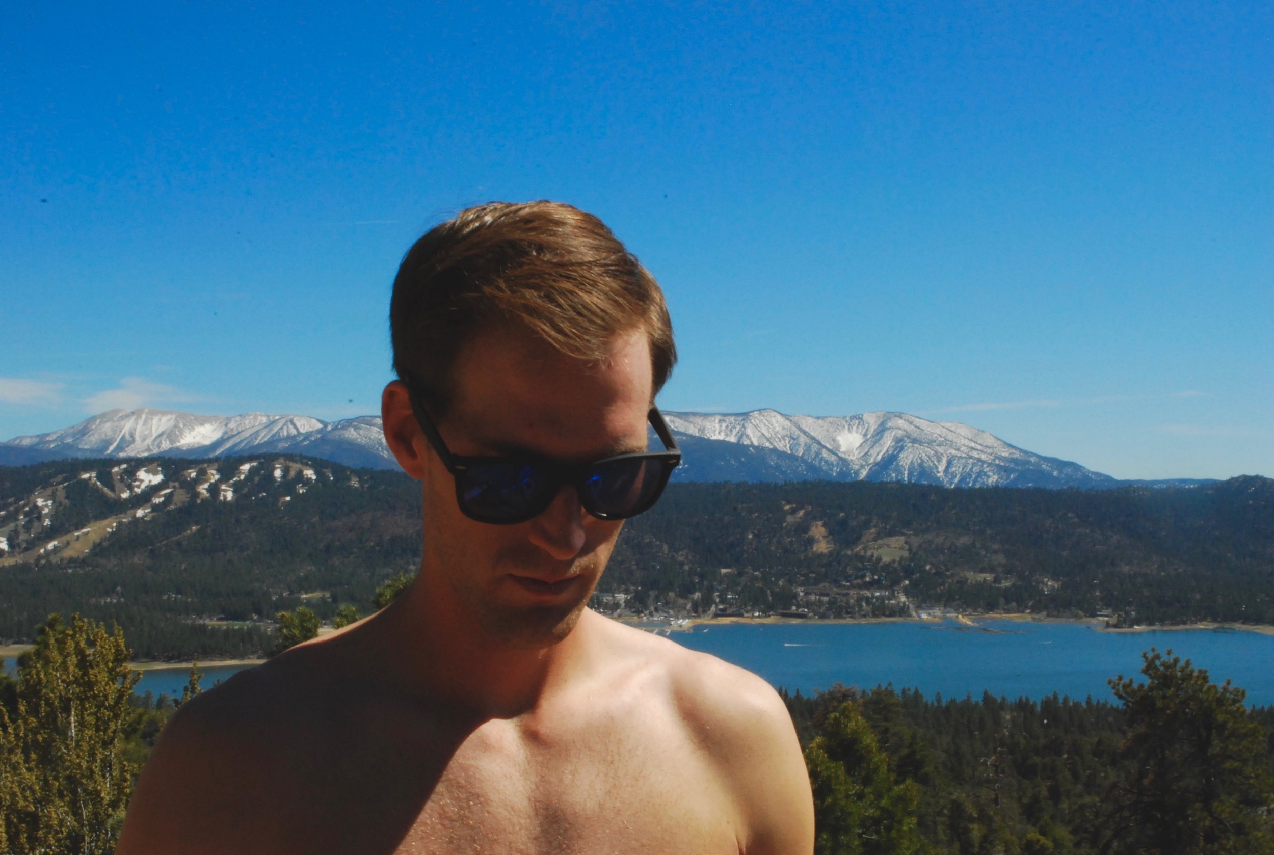 Big Bear Lake: Cougar Crest Trail