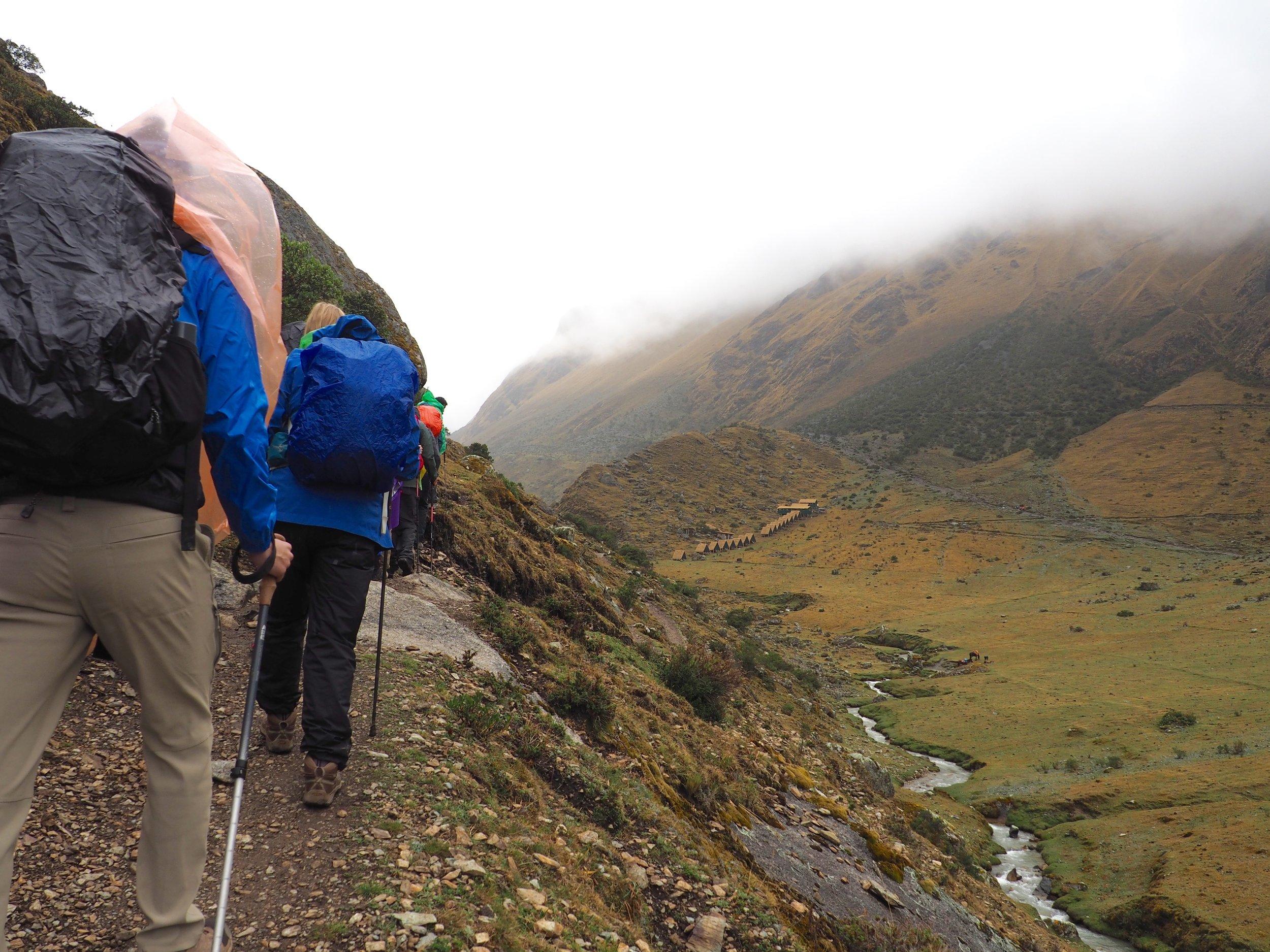 Salkantay Trek to Machu Picchu, 2017, Photo by Margareth Martin