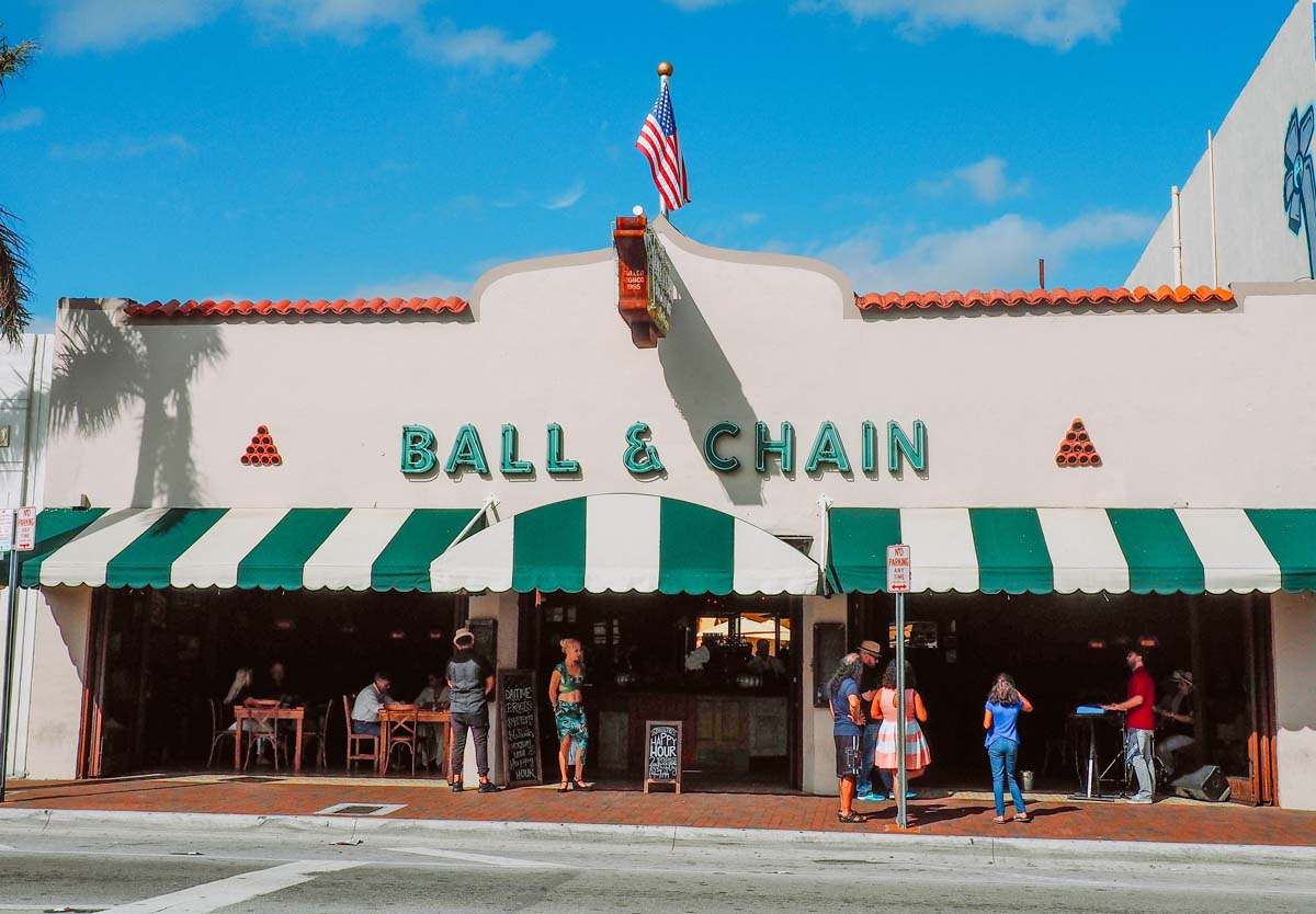 ball and chain little havana