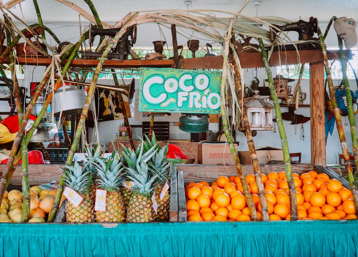 Los Pinarenos Fruteria, Little Havana, Miami, FL.