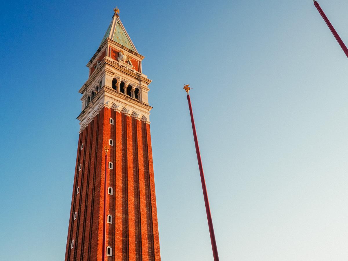 Campanile di San Marco (Basilica's bell tower), Venice, Italy, 2018