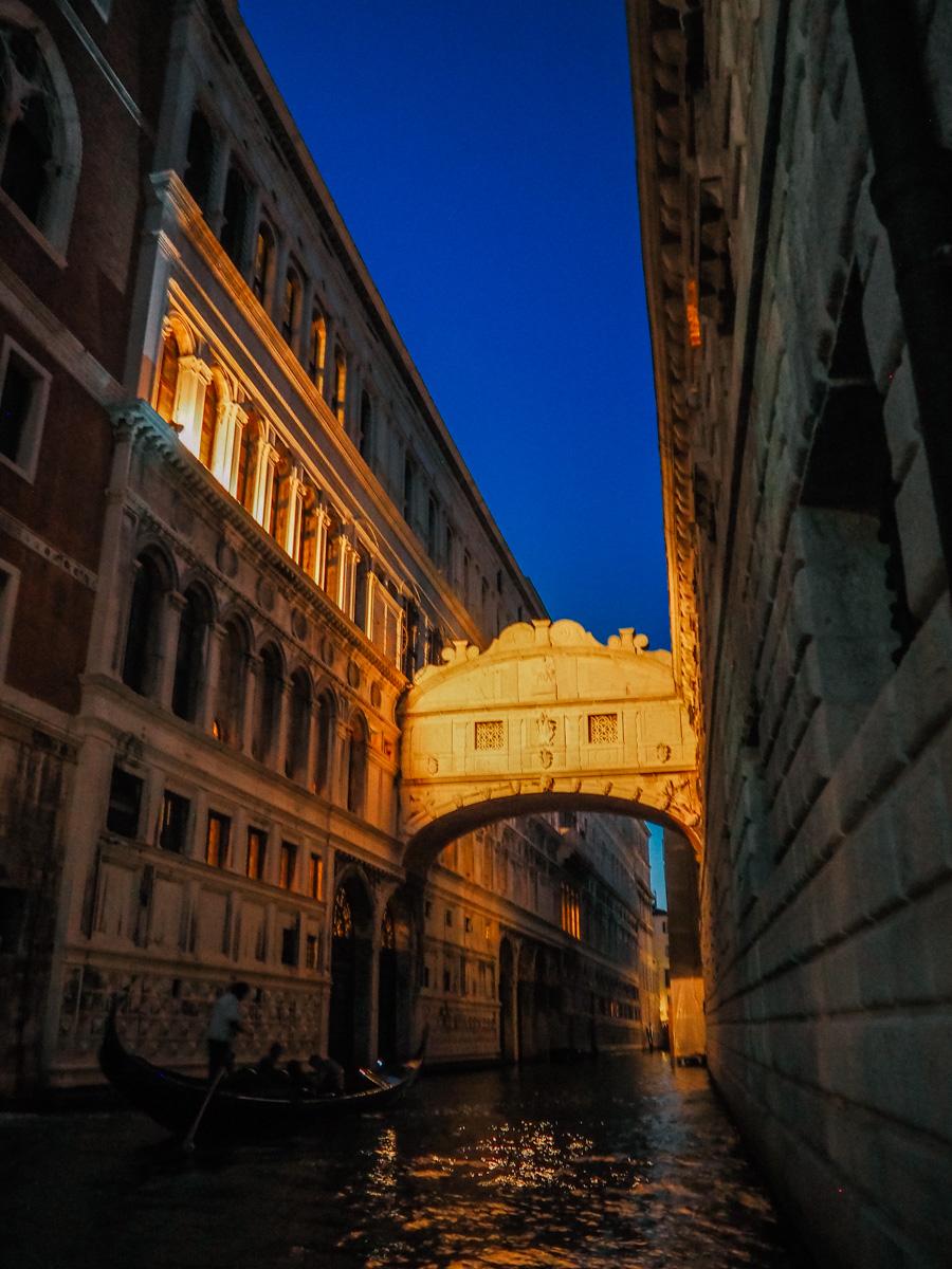 Bridge of Sighs, Venice, Italy, 2018