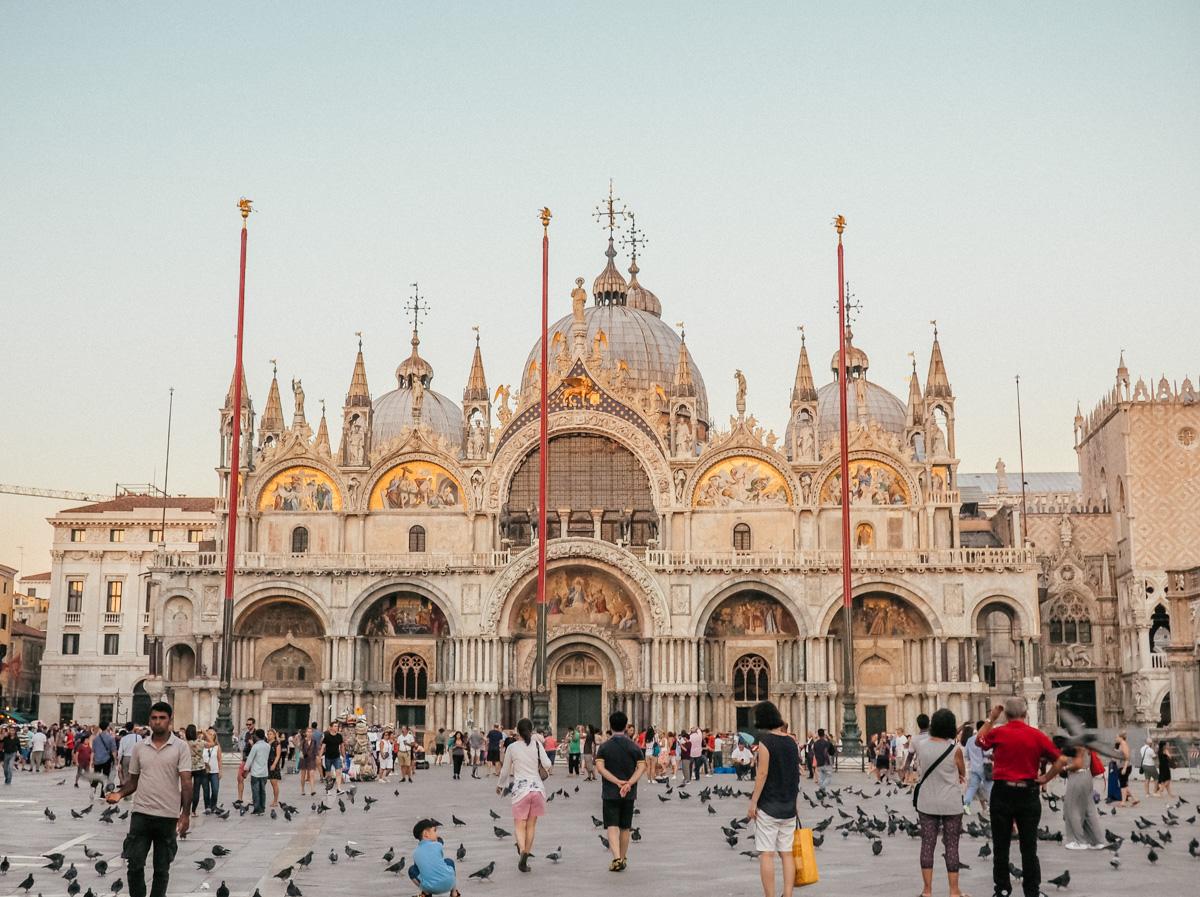 Saint Mark's Basilica, Venice, Italy, 2018