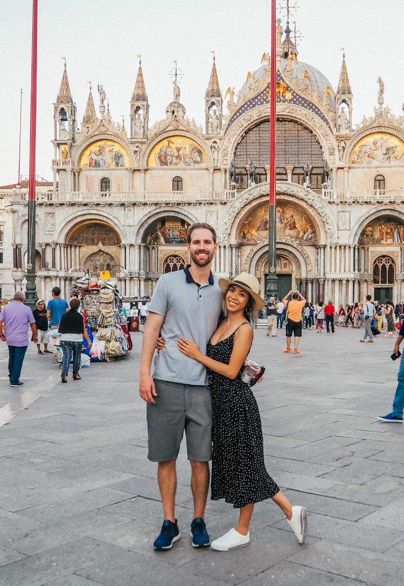 St. Mark's Square, Venice, Italy, 2018