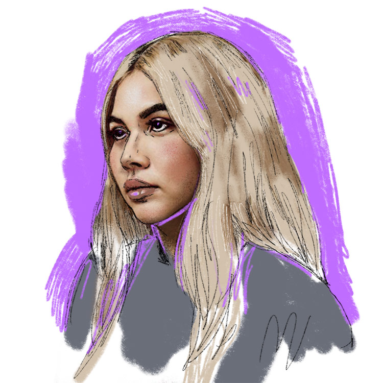 Hayley Kiyoko for Out Magazine