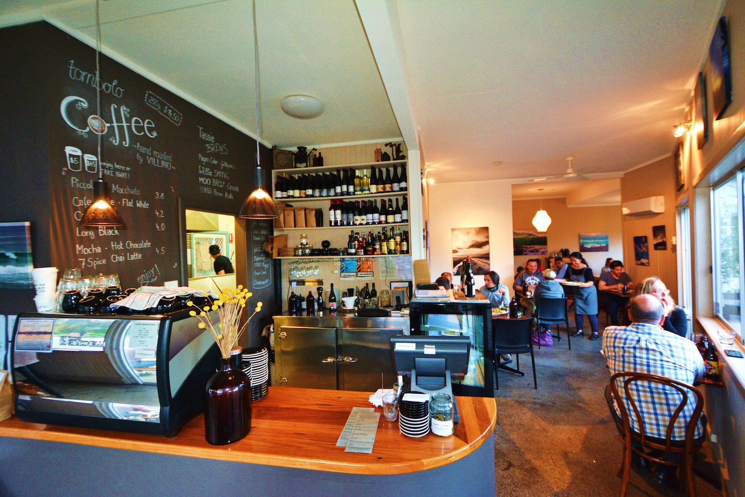 Cafe Tombolo Freycinet