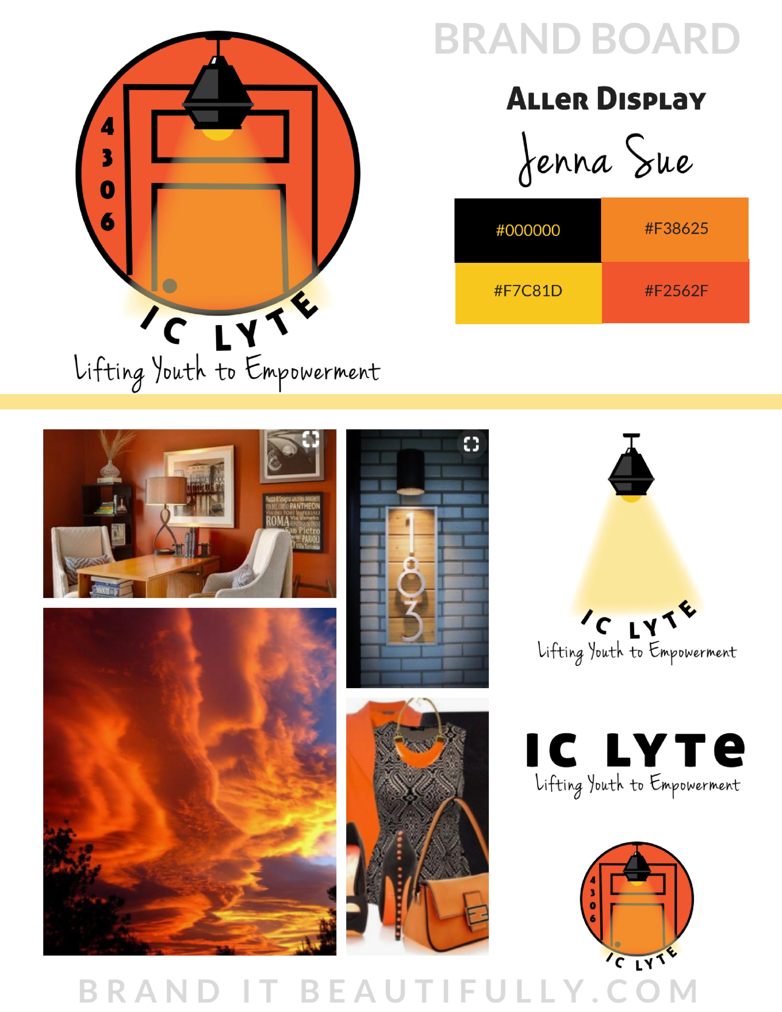 Charlene ICLyte Brand Board.png