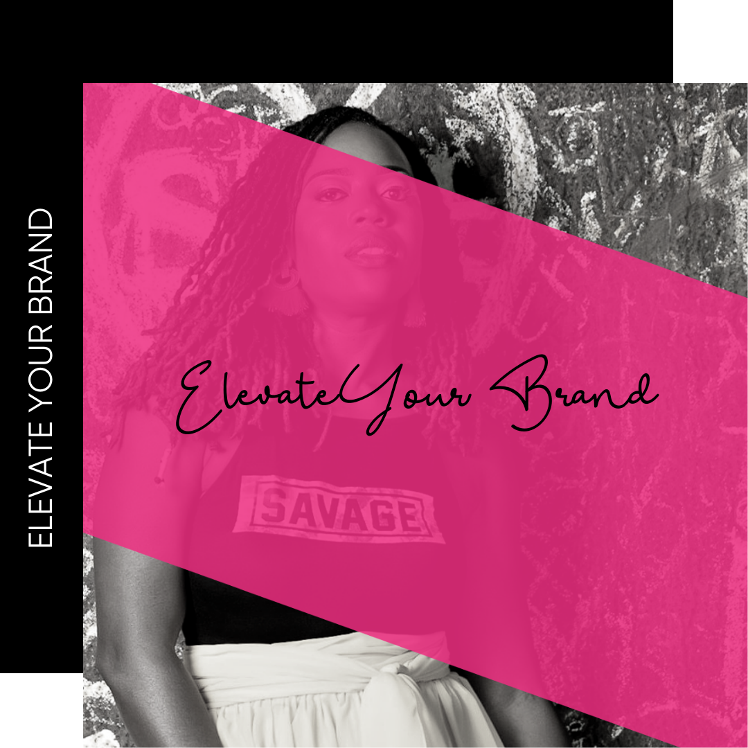 The Elevate My Brand™ Development Experience is everything you need to level up your starter brand into a beautiful boss brand. Build an ongoing relationship with a graphic designer you trust and who helps you express the true essence of your brand.