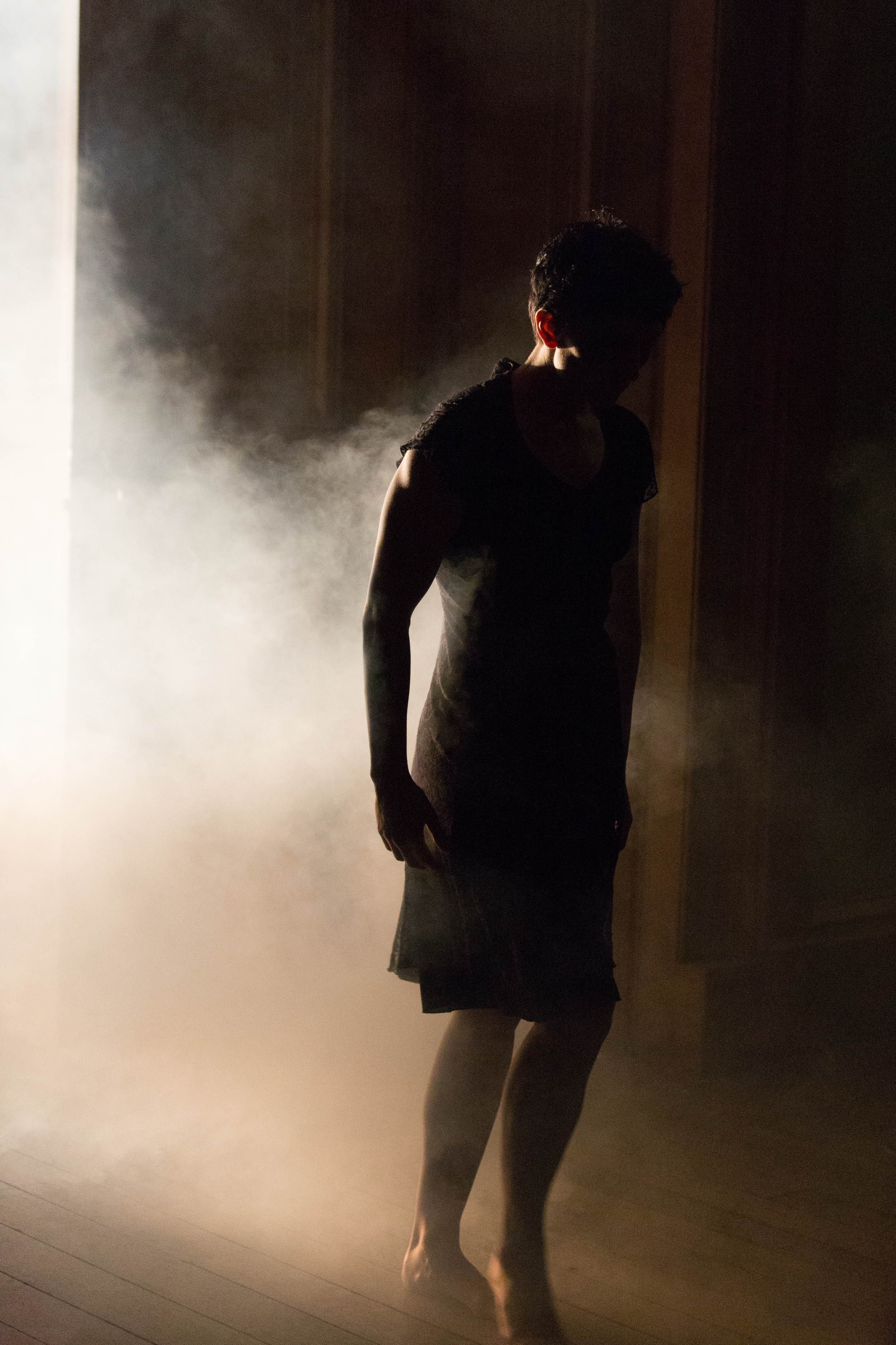 Dancer: Lisa Hood Photo: Sid Scott