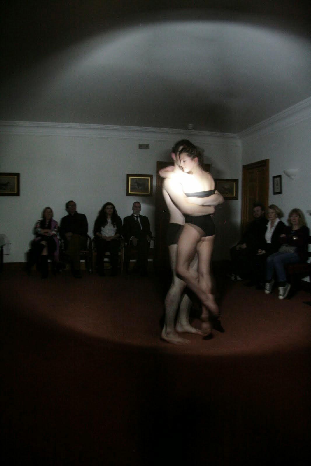 Dancer: Morgan Cloud & Laurel Dalley Smith Photo: Andrew Bradford