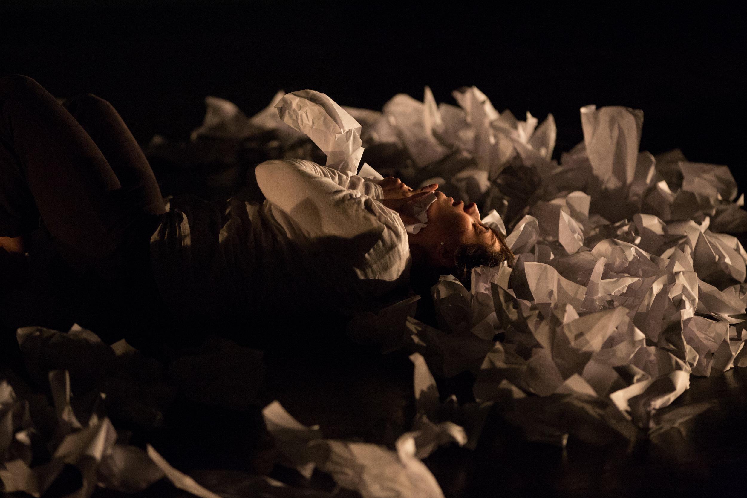 Image: Sid Scott. Dancer: Marta Masiero.