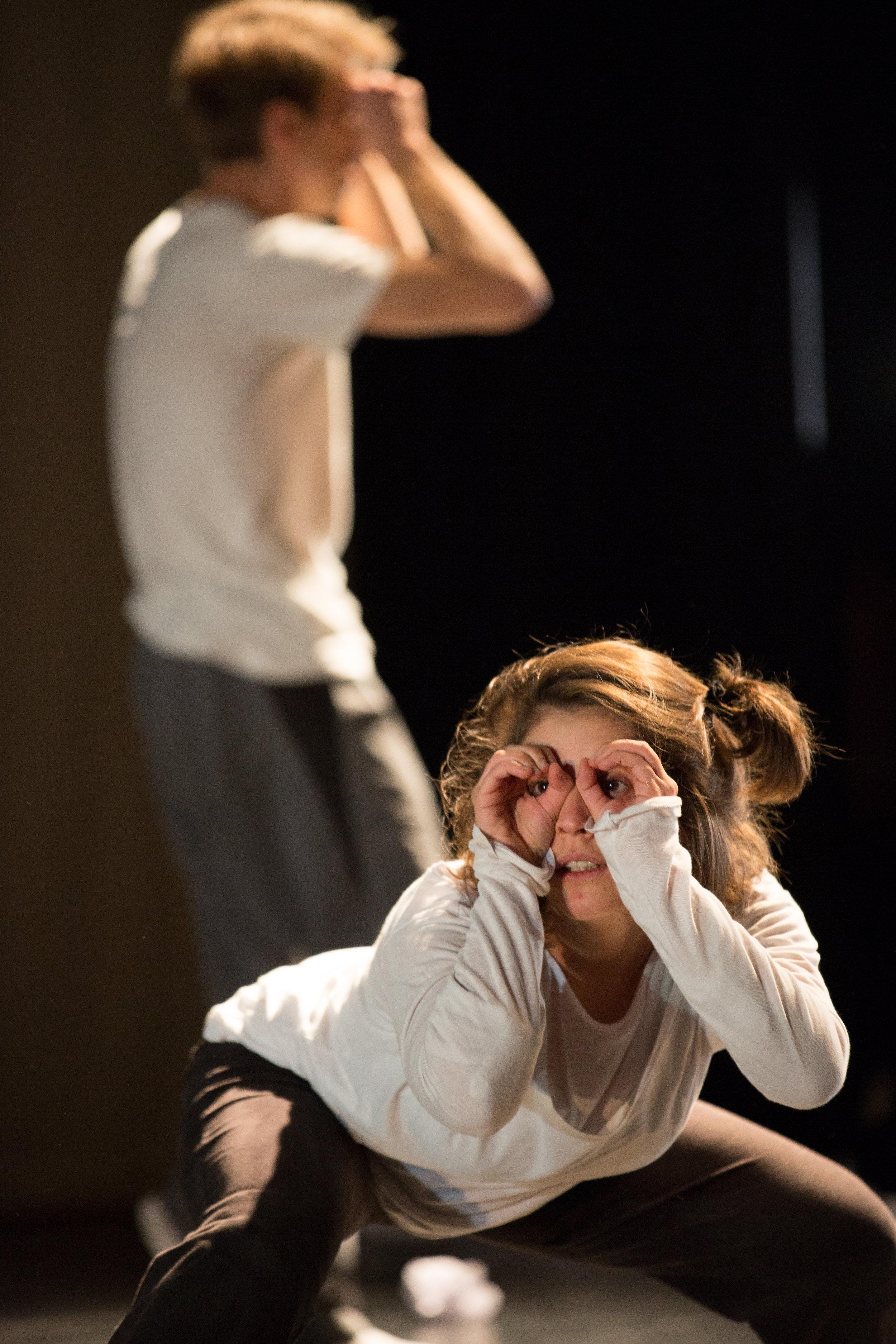 Image: Sid Scott. Dancers: Romain Guion & Marta Masiero.