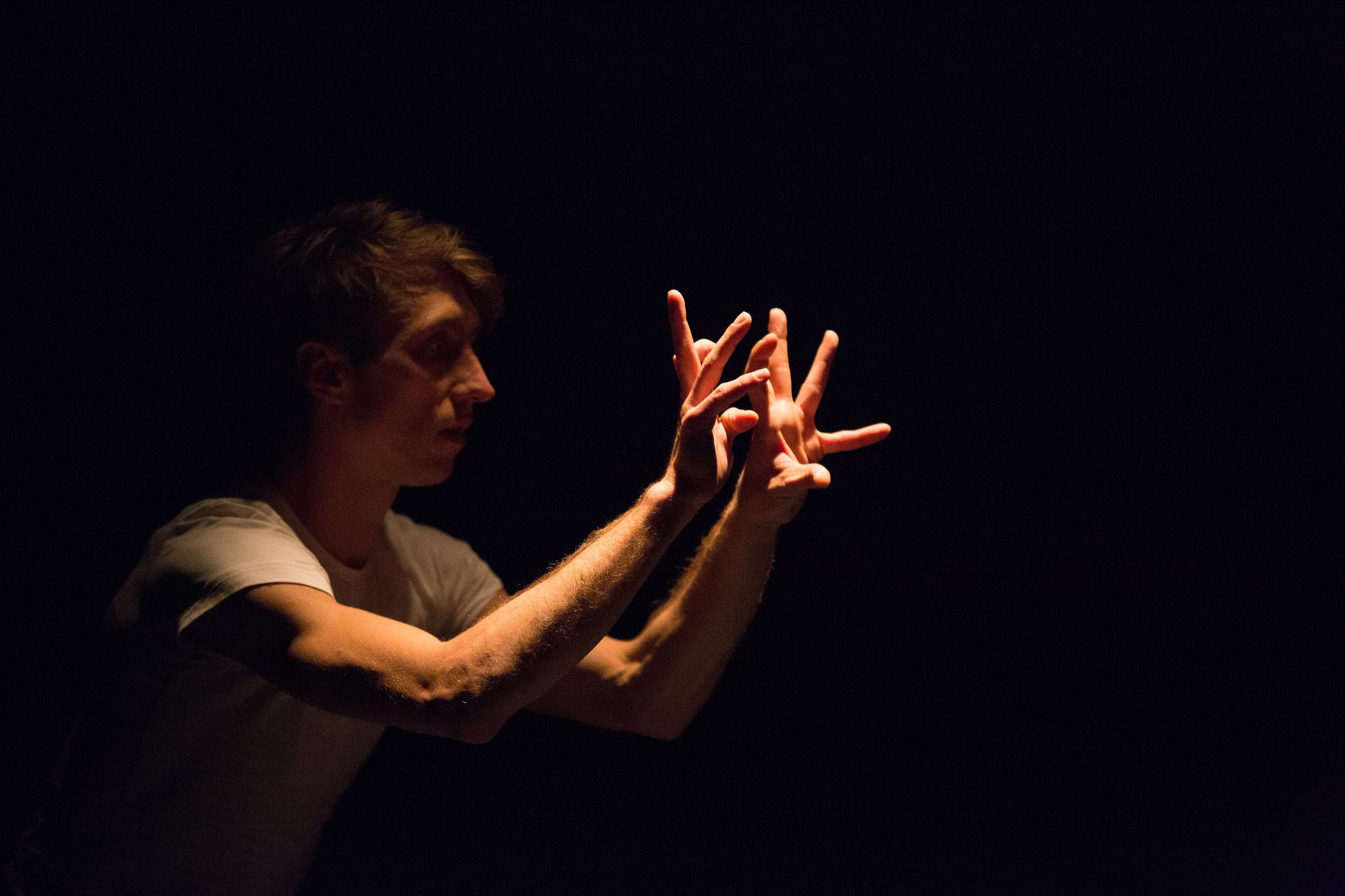 Image: Sid Scott. Dancer: Romain Guion.