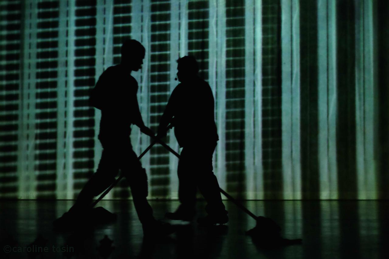 Image: Caroline Tosin. Dancer: Lisa Hood & Vince Virr.
