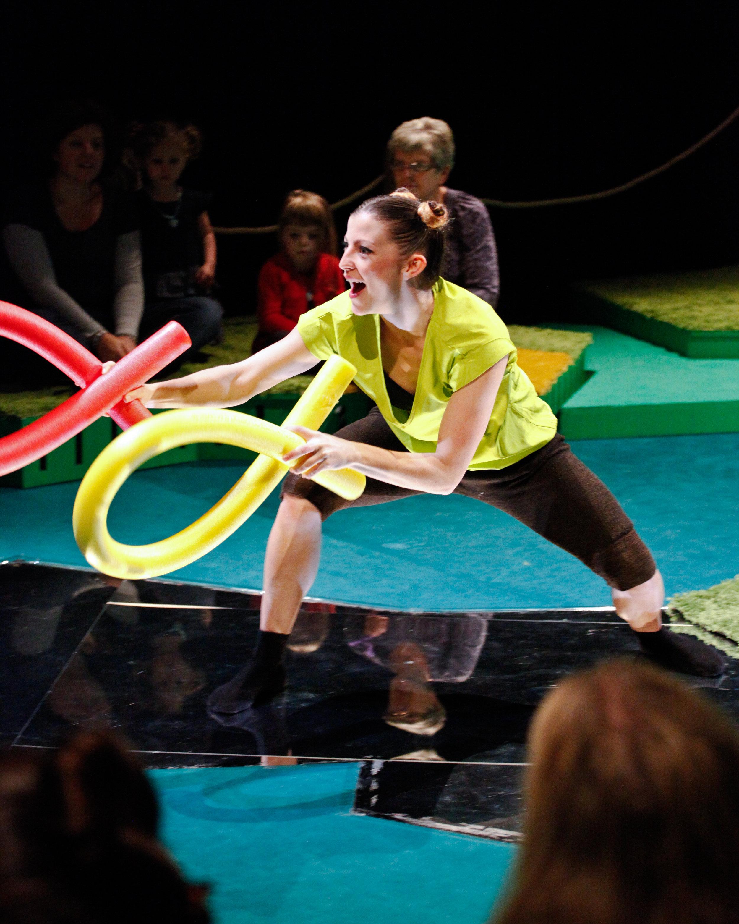 Photo: Jordan Anderson. Dancer: Laurel Dalley Smith.