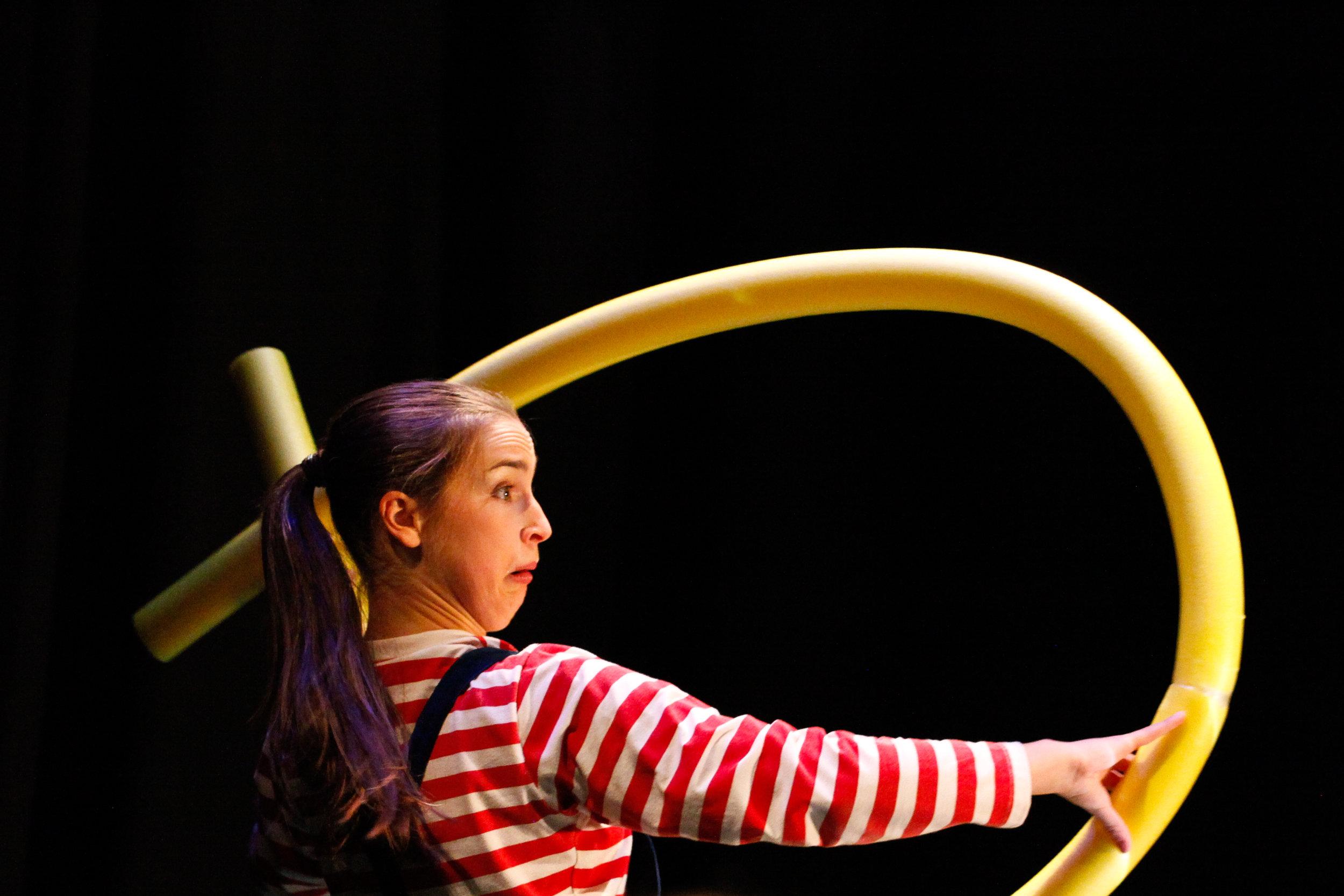 Photo: Jordan Anderson. Dancer: Ellen Cobbaert.