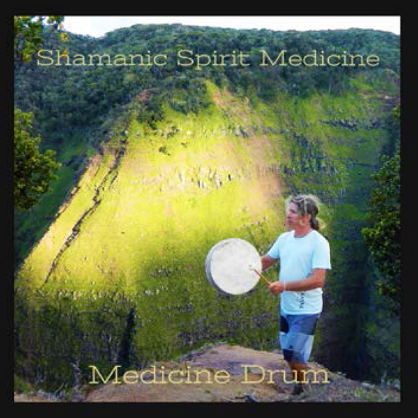 shamans medicine drum - shamanic drumming by scott silvesrton