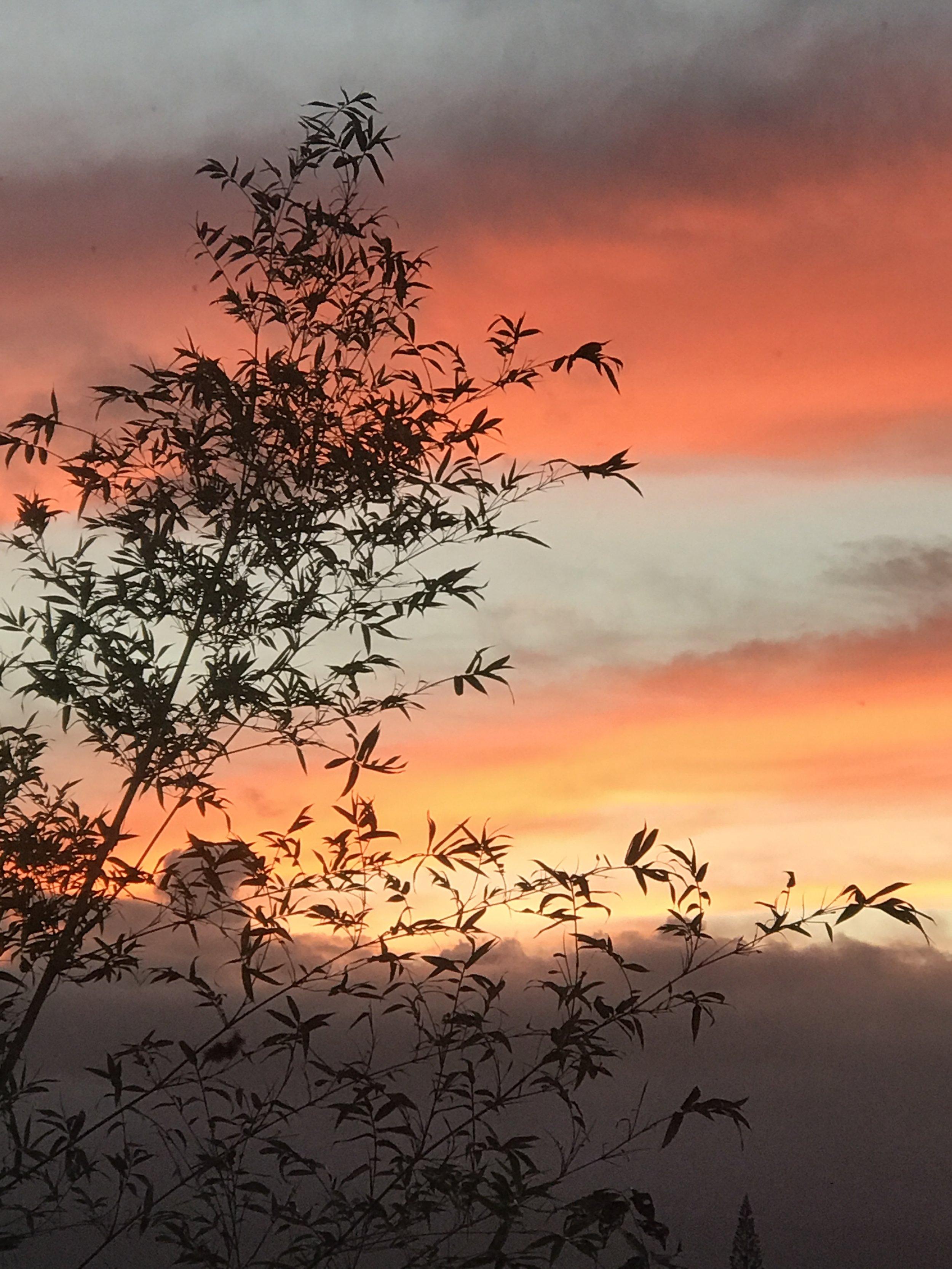 Sunset Kauai Shamanism Retreat.JPG