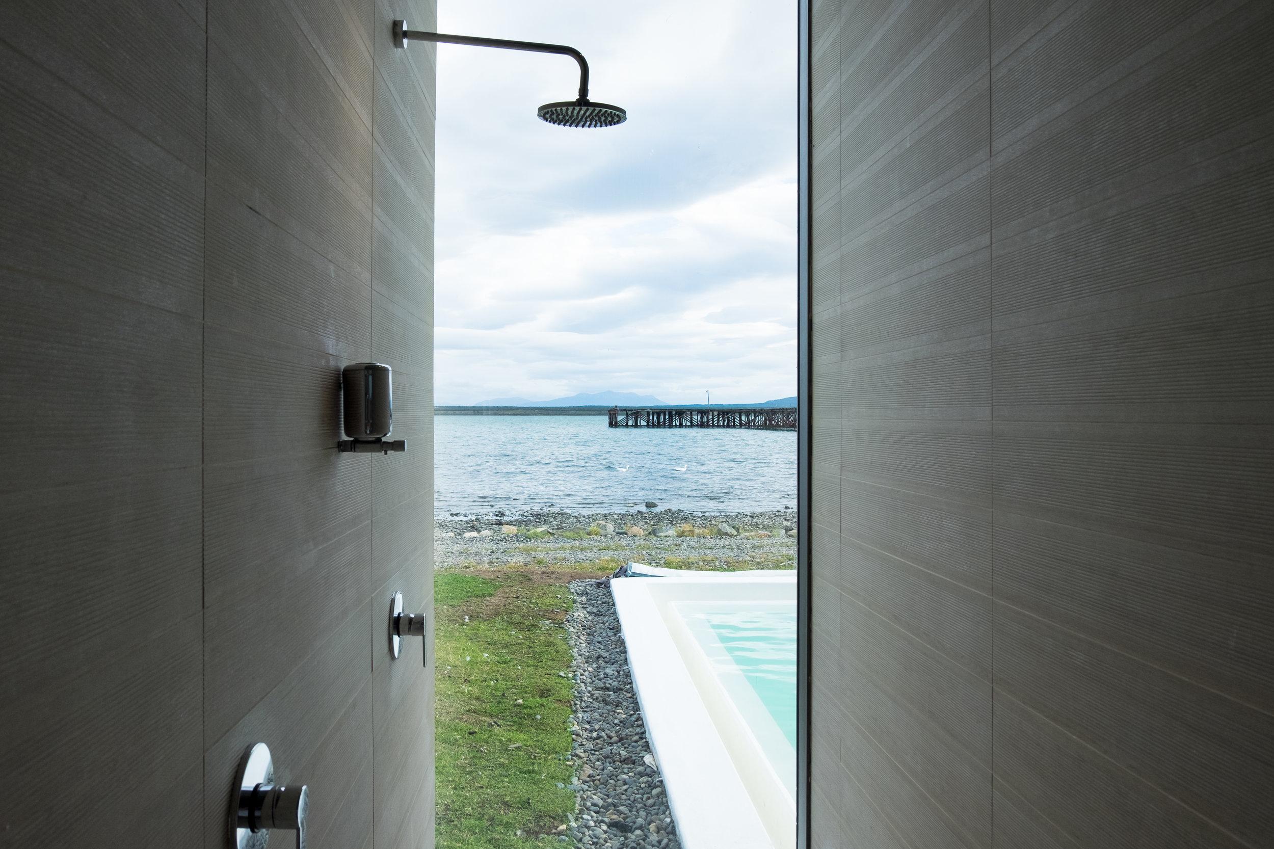 The prettiest shower we've ever seen