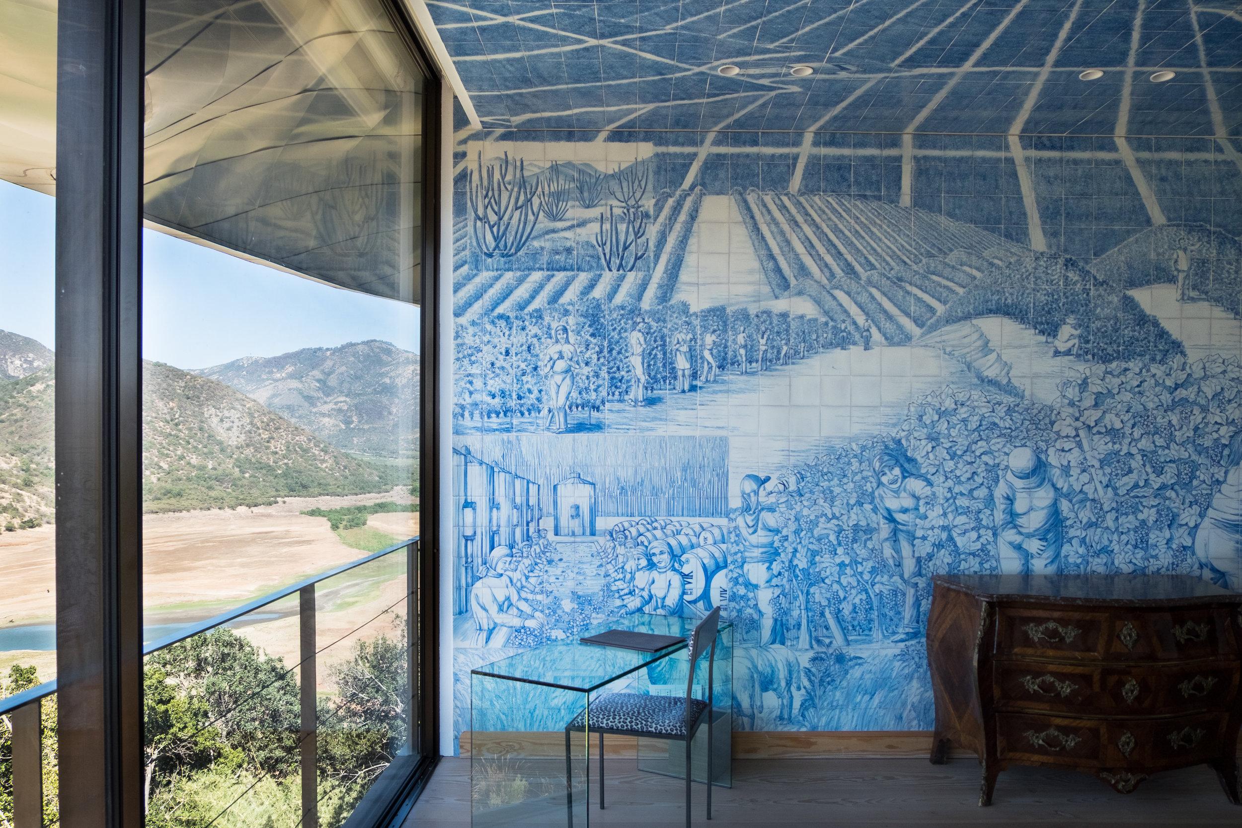The Azulejo suite