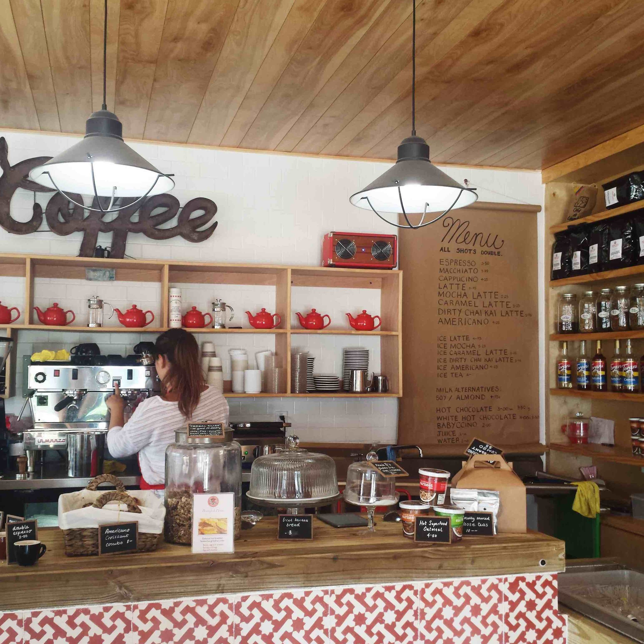 Kaibo Beach Espresso