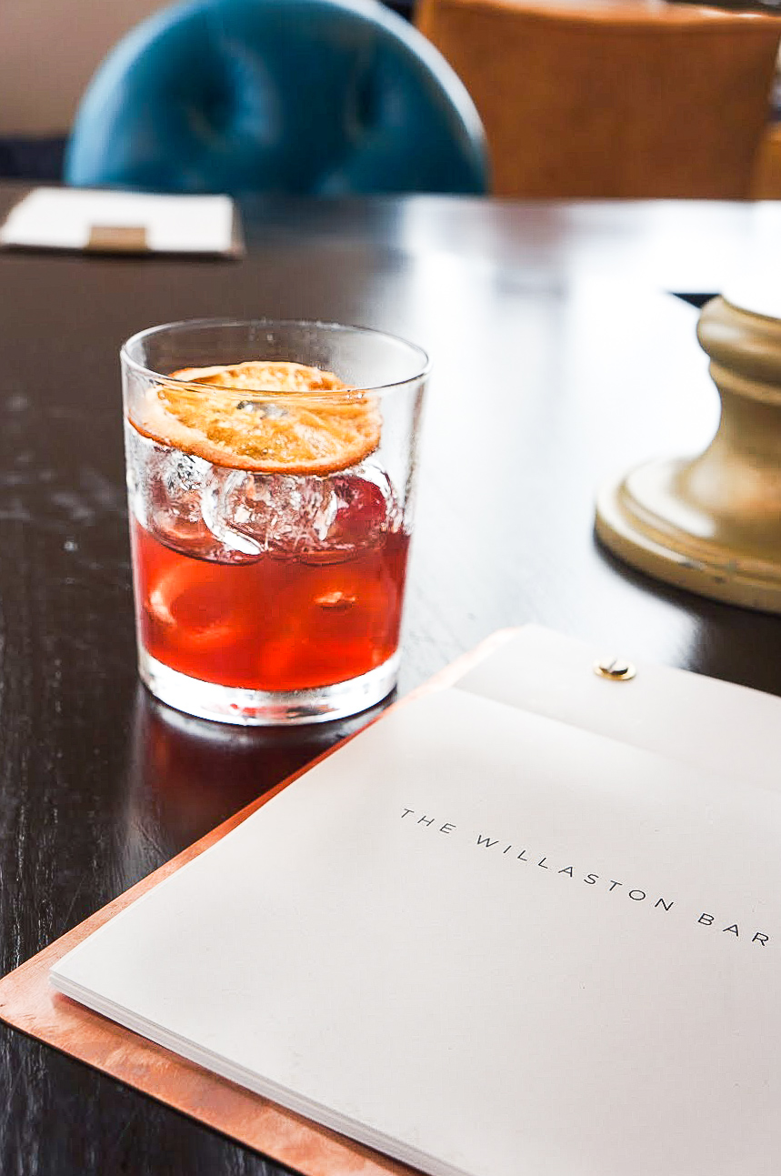 Old Fashioned @ The Willaston Bar