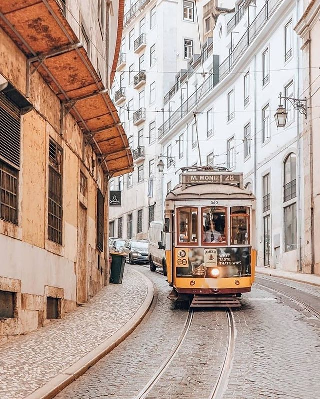 We just arrived in Lisbon and couldn't be more excited about meeting the group of 10 amazing women joining us tomorrow! . . . . . #wildterrains #itsawildworld #traveldeeper #mytinyatlas #letsgosomewhere #adventurealways #huckberry #exploremore #passionpassport #darlingmovement #thatsdarling #liveauthentic #peoplescreative #neverstopexploring #takemethere #culturetrip #travelphotographer #visualcollective #electrifytravels #beautifulmatters