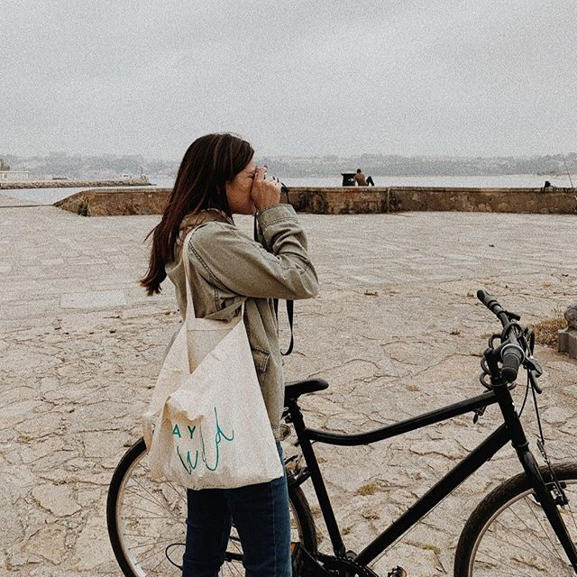 "We're headed to #Portugal again tomorrow to lead our second trip of 2019 & we've got a stack of these ""Stay Wild"" totes for the awesome ladies meeting us there🖤⁠ ------------------------------------⁠ @wildterrains is a women-fueled travel company. We design awesome group trips that connect like-minded women around the world and we partner with local, women-owned businesses wherever we go.⁠ ------------------------------------⁠ 📷: @laurenlouisecollective⁠ #shetravels #wanderwoman #dametraveler #sheisnotlost #thetravelwomen #roamingwomen #wearetravelgirls #femmetraveler #darlingescapes #femmetravel #wildwoman #traveldeeper #mytinyatlas #letsgosomewhere #adventurealways #huckberry #exploremore #passionpassport #darlingmovement #thatsdarling #liveauthentic #peoplescreative #neverstopexploring #takemethere #culturetrip #travelphotographer #visualcollective #electrifytravels #beautifulmatters"