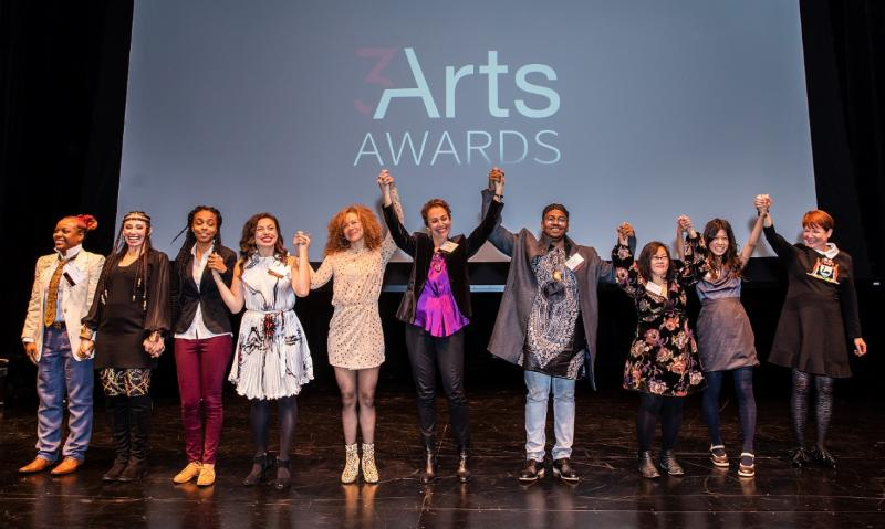 Awardees onstage with EGG.sm.jpg