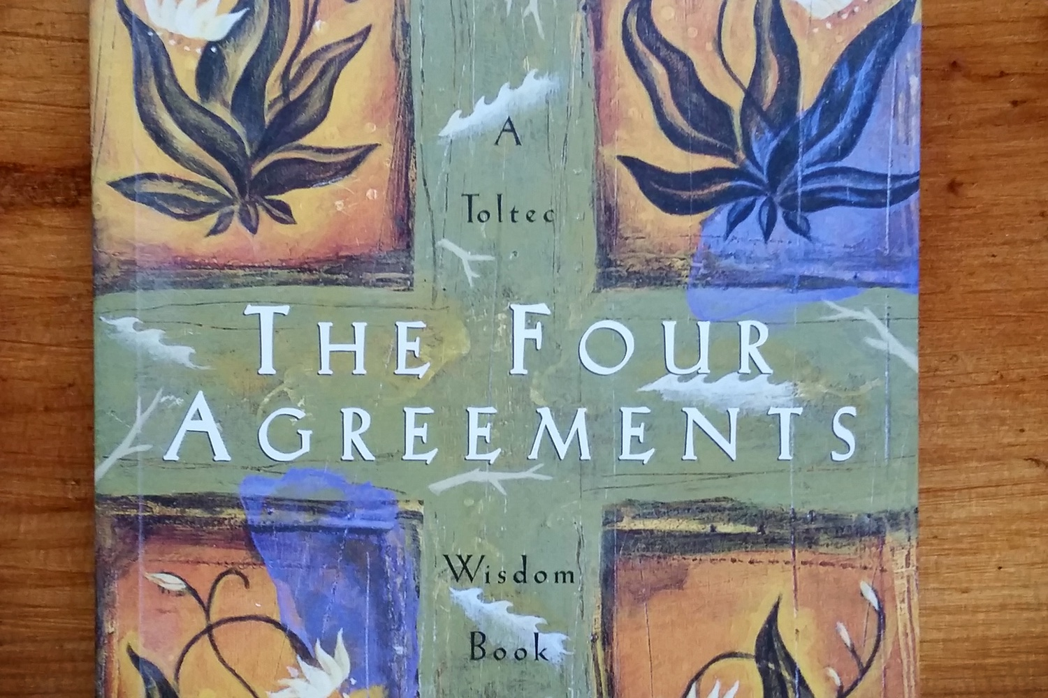 The Four Agreements - 4 Ways to Relieve some Emotional Stress in Your Daily Life