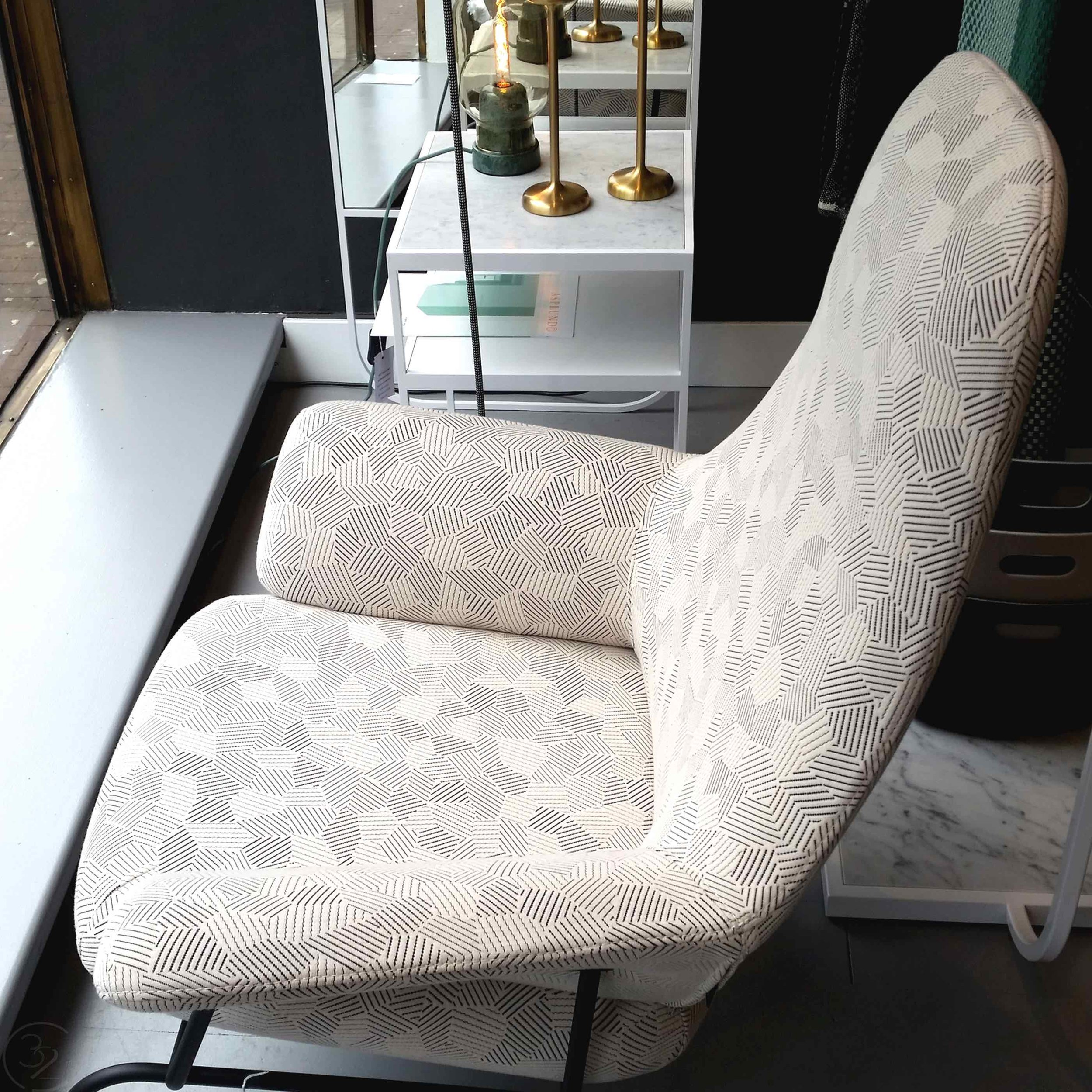 The Nordic New Modern Occasional Chairs with a Funky Edge ...