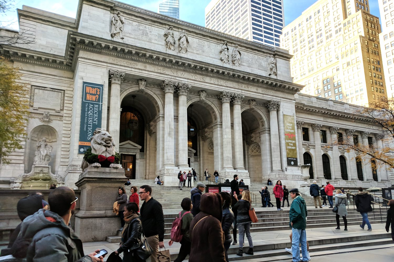 famous-landmarks-tv-shows-movies-nyc-character-32-c32-new-york-manhattan-travel-new-york-public-library