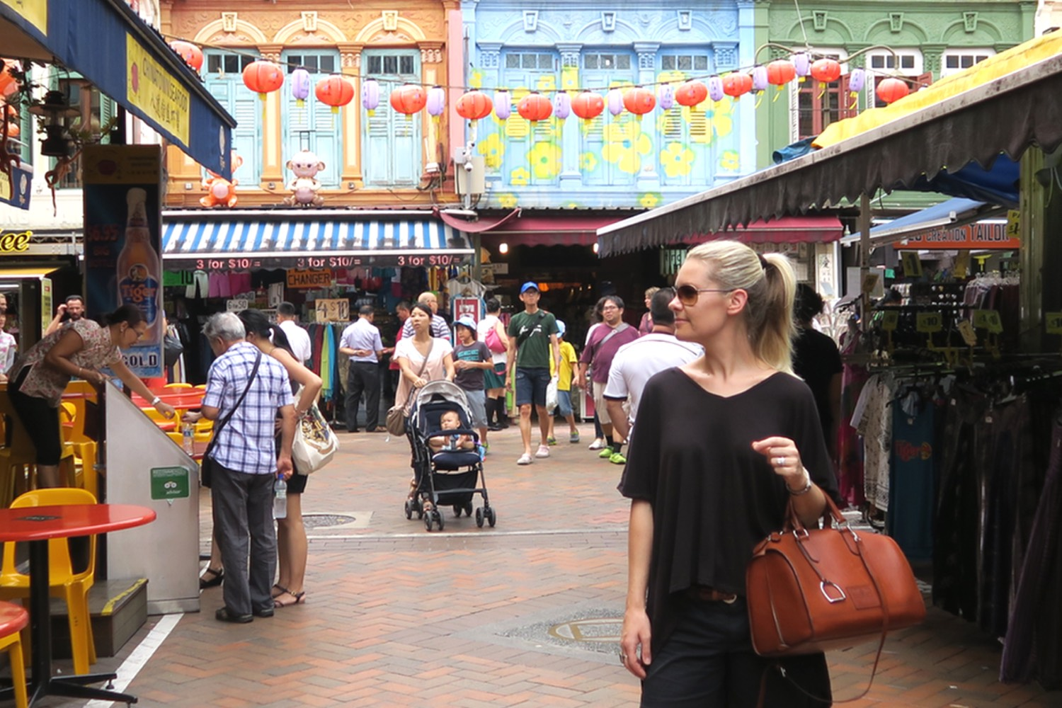 Emotional Stress as an Expat Living in Singapore