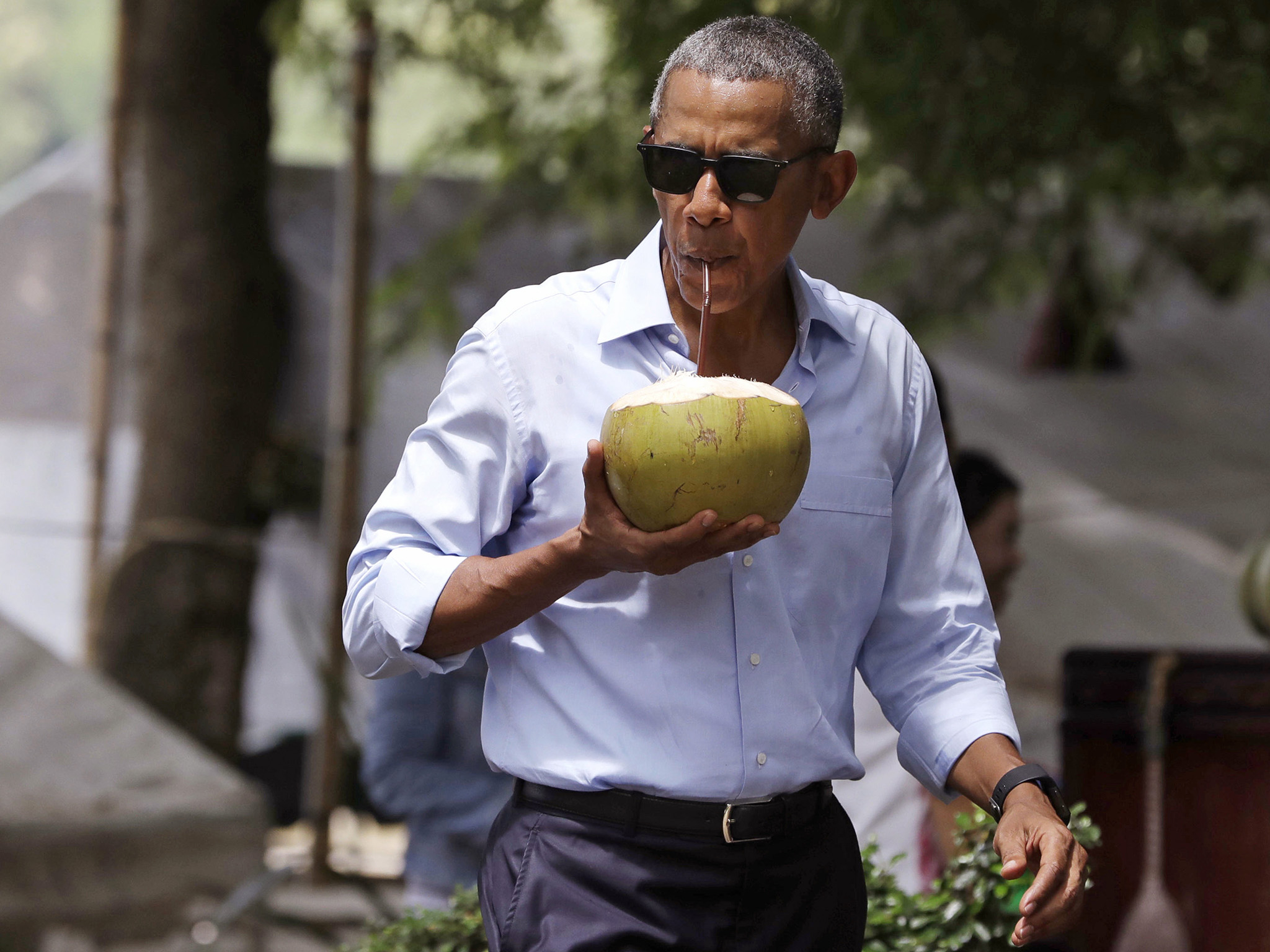 Obama Chill