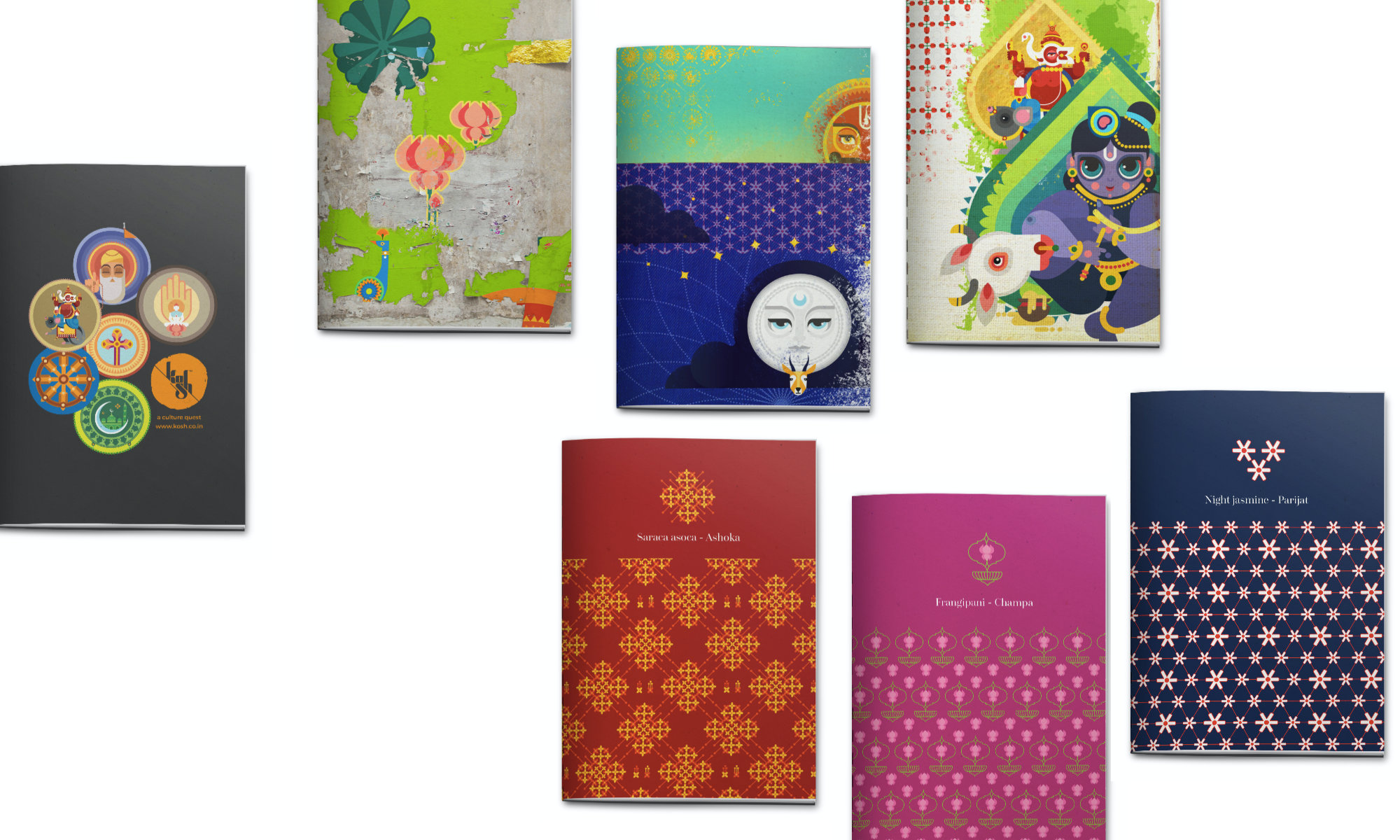 Flowers of India Journals