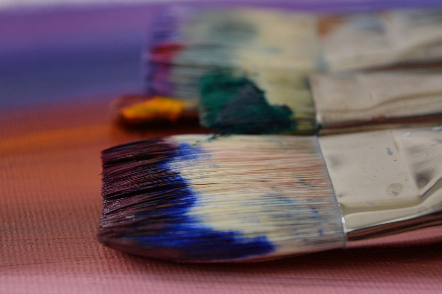 Painting Landscapes with Oils (Adults Intermediate)