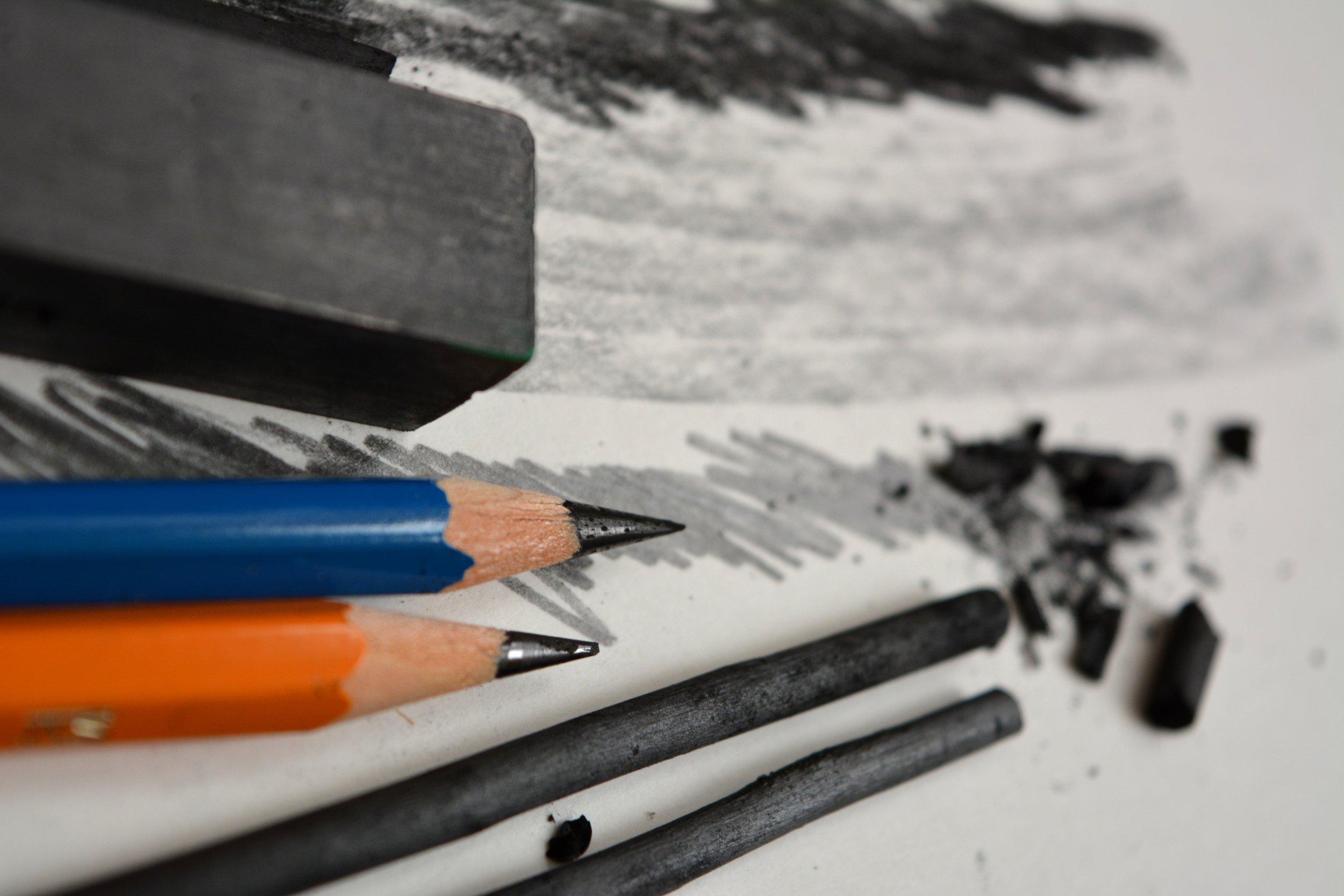 Drawing Skills & Techniques