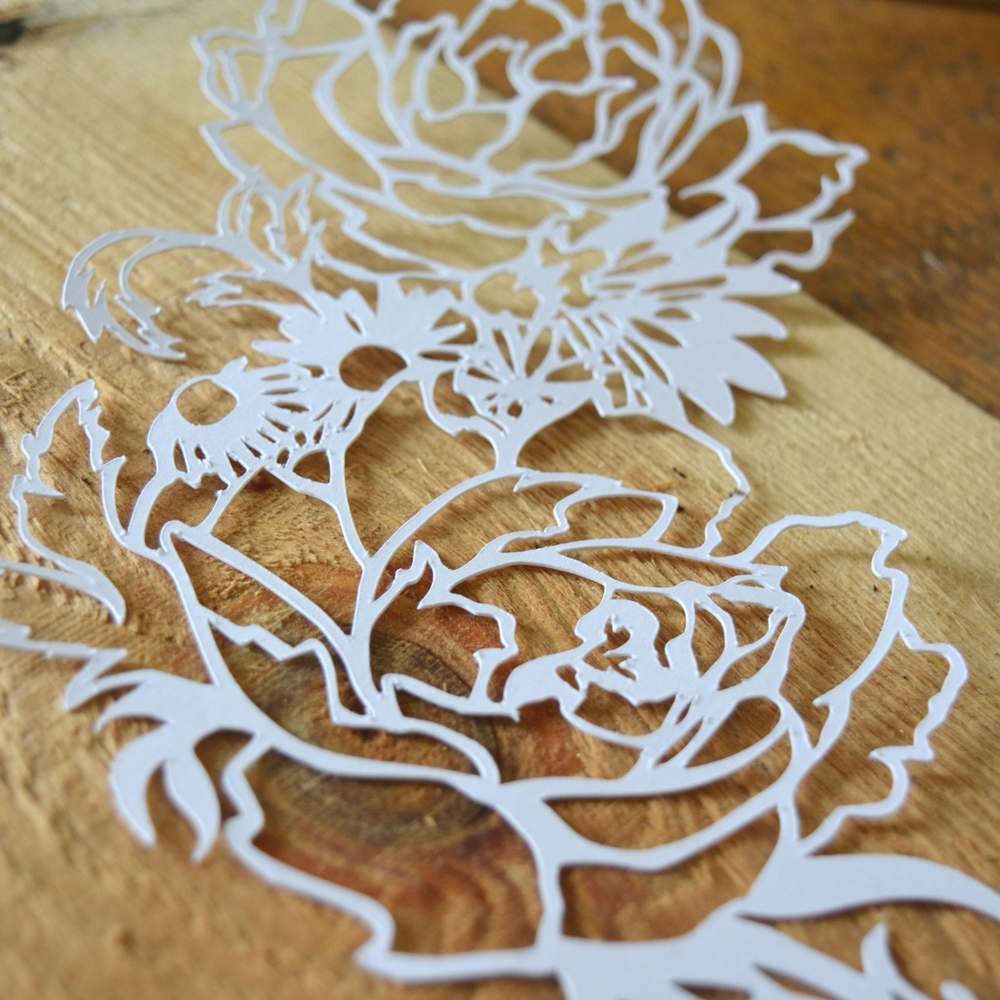 Learn how to create your own beautiful paper cut designs in this one day workshop on the 16th of June, 2018. Book with  The Crescent, Belfast here  or on 028 9024 2338.