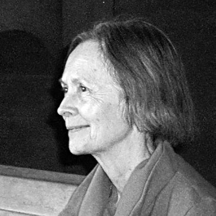 Sylvia Baur  Speech artist, teacher, former member of the Goetheanum Stage
